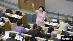 Pamje nga një seancë e mëparshme e Dumës Ruse