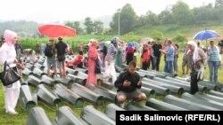 U Memorijalnom centru u Potočarima biće ukopano 409 žrtava genocia