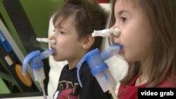 Дети, больные муковисцидозом