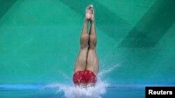 Plivanje na Olimpijskim igrama u Riju, 2016.