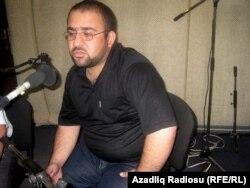 """Cəlil Cavanşir Azadlıq Radiosunun """"Pen klub"""" proqramında, 16 sentyabr 2010"""