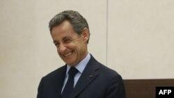 Presidenti francez, Nicolas Sarkozy
