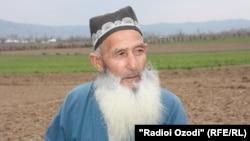 Рофеъ Раҳмонов, кишоварзи тоҷик аз Ҳисор