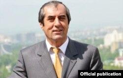 Маҳмадсаид Убайдуллоев, шаҳрдори пешини Душанбе.