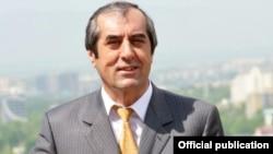 Душанбе мэри Маҳмадсаид Убайдуллоев.