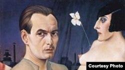 Фрагмент картины Кристиана Шада