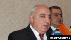 Former Georgian parliamentarian Valeri Gelbakhiani