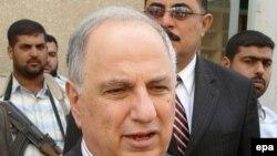 Ahmad Chalabi.