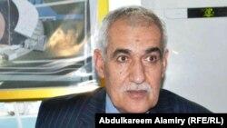 ناجح حمود امين سر الاتحاد العراقي لكرة القدم