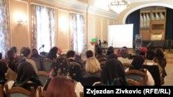 Sa konferencije u Sarajevu, 30. januar 2015.