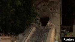По силниот земјотрес на грчкиот остров Кос