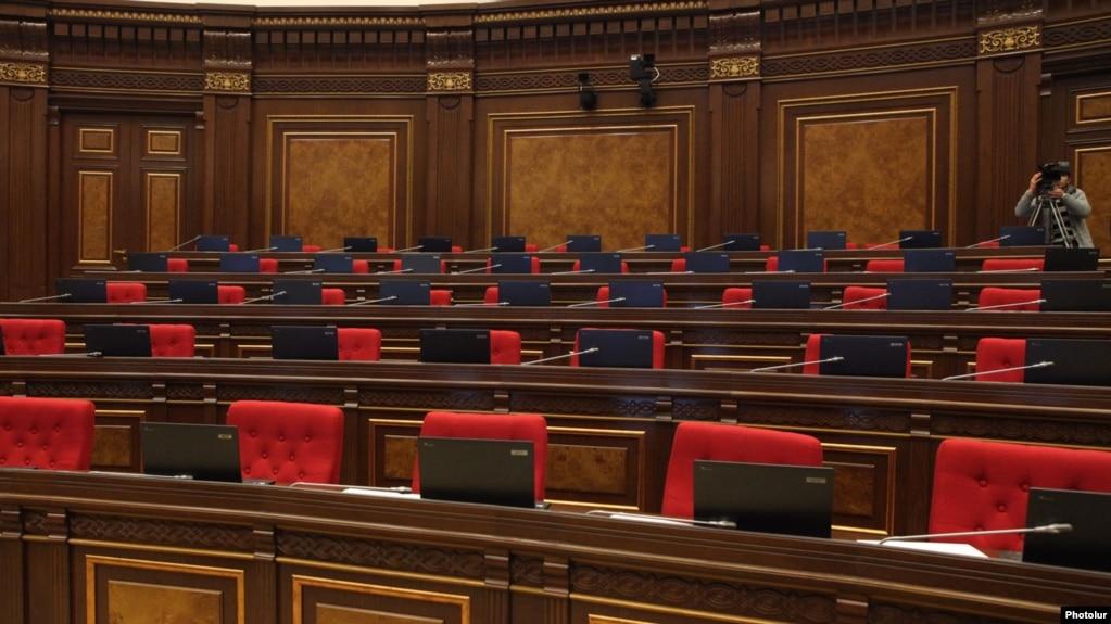 Первое заседание нового парламента Армении состоится 18 мая