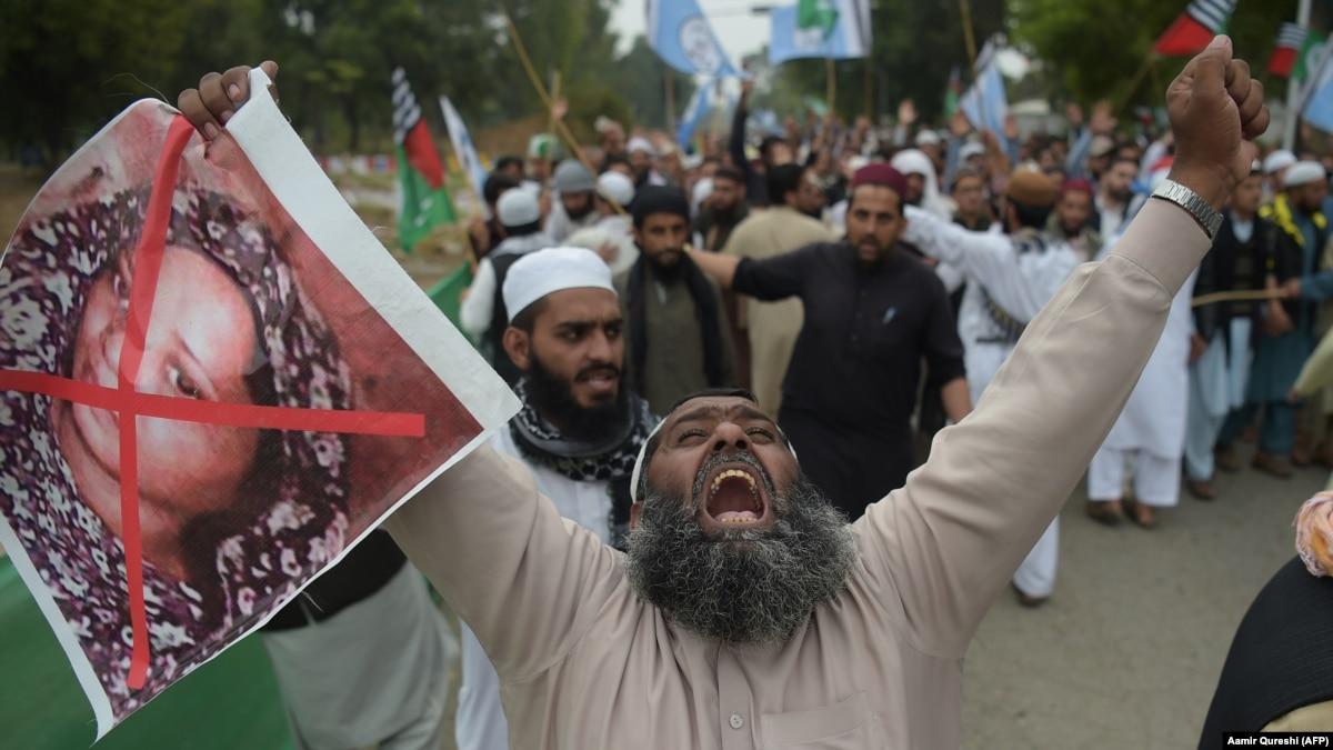 Оправдана по делу о богохульстве христианка Асия Биби вышла из тюрьмы в Пакистане – адвокат