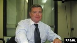 Former Deputy Justice Minister Yevhen Korniychuk