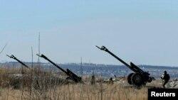 Украин күчтөрүнүн аскердик техникалары