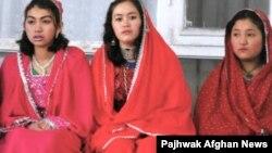 Женщины-исмаилитки в Кабуле. 13 декабря 2007 года.