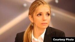 Евгения Тимошенко, дочь экс-премьера Украины Юлии Тимошенко.