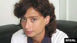 Елена Березнитская, сардабири newsru.com