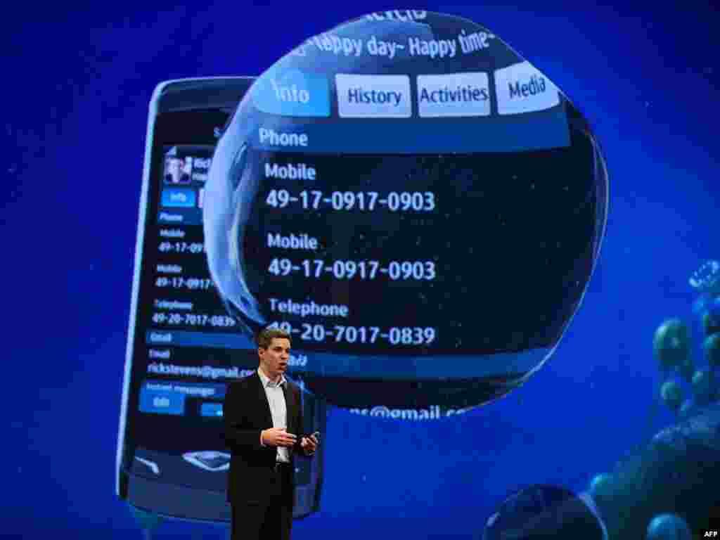 Гішпанія: у Барсэлёне пачалася штогадовая тэхналягічная выстава 3GSM World Congress 2010