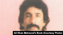 علي خان مسود (عکس: د اجمل خټک سیاسي هلې ځلې، ليکوال :علي خان مسود)