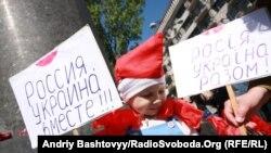 День Победы в Киеве. 9 мая 2011 года