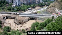 Наслідки повені у Тбілісі, 14 червня 2015 року