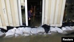Poplave, ilustracija
