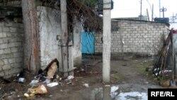 Hələliksə Bakı kəndləri kanalizasiya suları içində üzür...