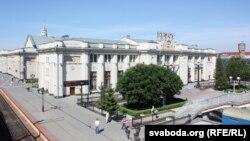 Чыгуначны вакзал Берасьця