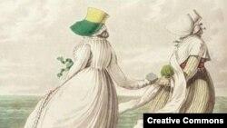 Пола Бирн. «Настоящая Джейн Остин. Жизнь в деталях» (фрагмент обложки)