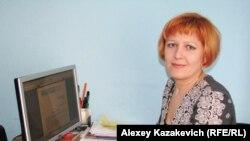Главный редактор проекта «Центр журналистских расследований» Валентина Самар