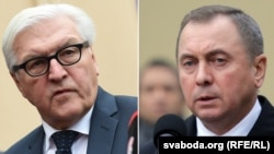 Франк-Вальтэр Штайнмаер і Ўладзімер Макей