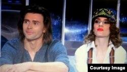 Тамашада катнашучы Юлия Зимина