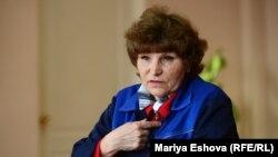 Валентина Воронова, начальник горно-обогатительной фабрики