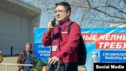 Учитель истории школы №24 Набережных Челнов Раушан Валиуллин