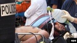 Жертвы бойни в сикхском храме