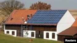 Одним із лідерів із впровадження сонячної енергії вважається Німеччина