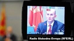 Димитар Богов, гувернер на Народна банка на Македонија