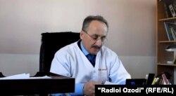 Зоир Сабуров.