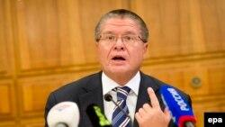 Orsýetiň ykdysady ösüş boýunça öňki ministri Alekseý Ulýukaýew