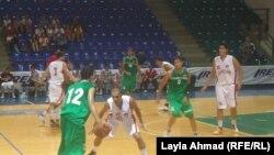 بيروت ـ مباراة العراق والأردن