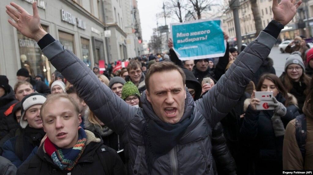Опрос: Почти 90% россиян не хотят участвовать в протестах