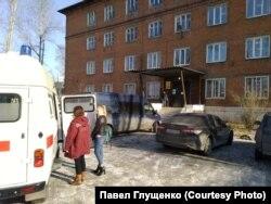 Машина скорой помощи (архивное фото)