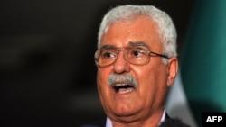Джордж Сабра, представитель сирийской оппозиции.