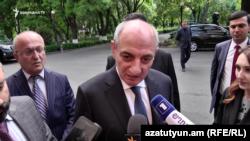 Бако Саакян, Ереван, 20 мая 2019 г.