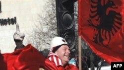 Albanci slave proglašenje nezavisnosti