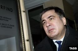 Михаил Саакашвили на Мюнхенской конференции по безопасности, 13 февраля 2016 года