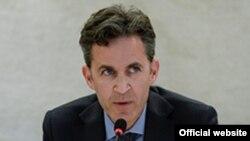 Специальный докладчик ООН по вопросам свободы слова Дзвид Кей.