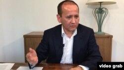 Казахстанский оппозиционный политик Мухтар Аблязов.