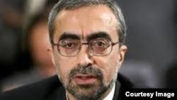 علی آهنی، سفیر ایران در فرانسه